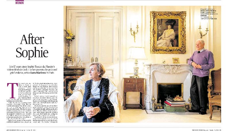 The Irish Times Magazine